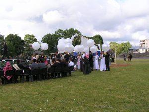 Helio balionai vestuvėms, krikštynoms, gimtadieniams